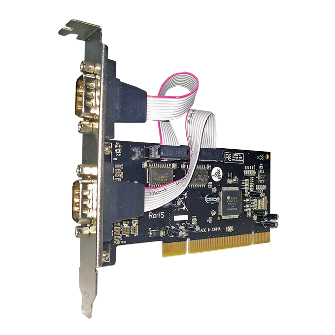 PCI SERIAL MOSCHIP 2Ss