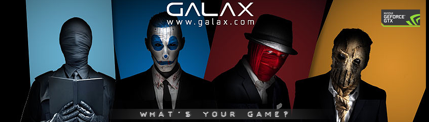 Galax Graphic Card | Technology & Gadgets