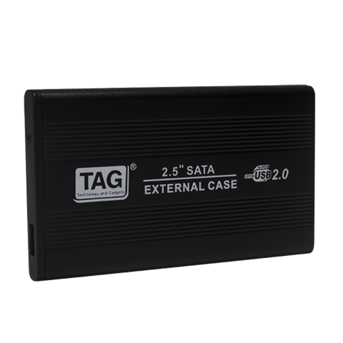 TAG 2.5 SATA CASING