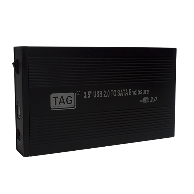 TAG 3.5 SATA USB CASING